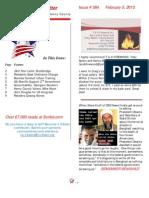 Newsletter #384