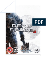 Dead Space 3 - EA - Visceral Games - Video Game Preview Article - 2-5-2013 - FuTurXTV, Funk Gumbo Radio & www.thedarkroome.com