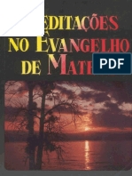 [Livro] J.C. Ryle - Meditações no Evangelho de Mateus