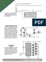 Saber Electronica - 500 Proyectos de Electronica