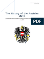 The History of the Austrian State