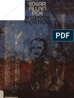 Ensayos y críticas - Edgar Allan Poe