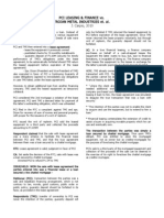 PCI Leasing vs Trojan Metal Industries digest