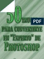 50 Trucos Photoshop