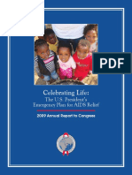 PEPFAR 2009 Congressional Budget Justification 'Annual Report'