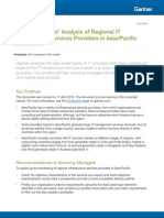 IT Service Industry report_regional IT infrastructure providers