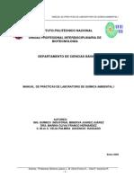 Manual de Quimica Ambiental i