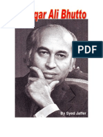 Zulfikar Ali Bhutto - few nations are blessed with a leader like him By Syed Jaffer