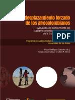 El Desplazamiento Forzado de Los Afrocolombianos