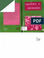 Dialética e sociologia