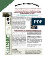 Eastfeast WavLocalFood FEb13 newsletter