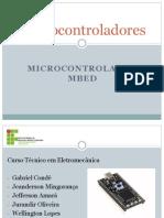 Microcontrolador Mbed