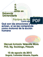 4 Qué son las emociones y cómo actúan