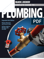 complete guide to plumbing