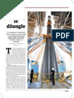 Kako se Sojuz našao u Francuskoj Gvajani