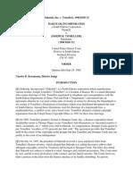 Dakotah, Inc. v. Tomelleri, 1998 DSD 33