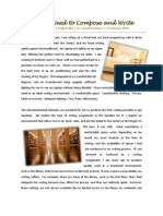 Composing Process Paper