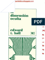 Edward Hall - La Dimension Oculta by Luis Vallester