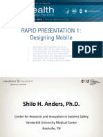 7 31 2012 Rapid Presentation 1 DesigningMobile