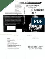 Enrique Rojas - El Hombre Light by Luis Vallester