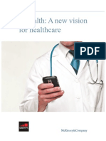 Mckinsey-mHealth a New Vision for Healthcare