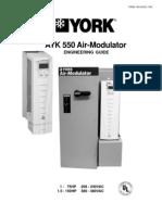 AYK 550 Manual