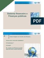 Sistema Financeiro e Financas Publicas