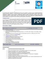 CV of Network Administrator Expert Aijaz Arain