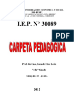 CARPETA ADECUADA 2010