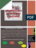 PERFIL DEL CONSUMIDOR. CRITERIOS DE SEGMENTACIÓN