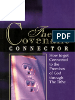 The Covenant Connector - Creflo Dollar
