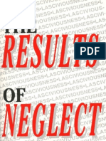 The Results of Neglect - Creflo Dollar