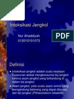 Intoksikasi Jengkol