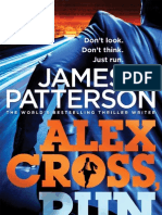 February Free Chapter - Alex Cross, Run by James Patterson