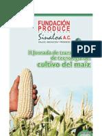II Jornada de Transferencia de Tecnologia Del Cultivo Del Maiz