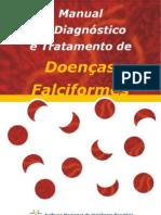 doença falciforme  - manual de diagnóstico e tratamento