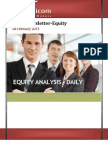 Daily Equity Report by Theequicom Research 6-2-2013