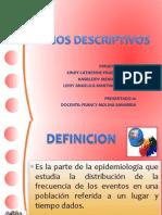 Estudios Descriptivos