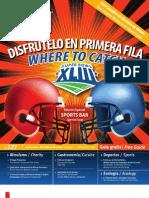 Edicion 127 - Especial Super Bowl