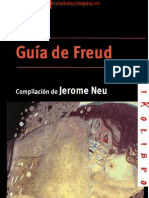 Jerome Neu - Guia de Freud by Luis Vallester