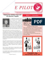 The Pilot -- February 2013 Issue