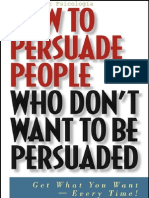 Joel Bauer-Mark Levy - How to Persuade People Who Don't Want to Be Persuaded by Luis Vallester