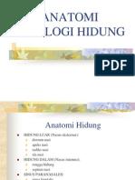 anatomi hidung b.ajr new.ppt