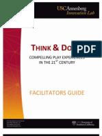 Play T&D Facilitators' Guide