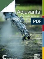 GRDC Adjuvants 2012
