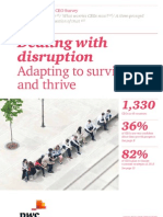 Pwc 16th Global Ceo Survey Jan 2013