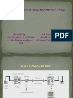 HPLC validation