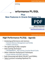 Oracle High Performance PLSQL plus 11g