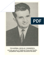 Niclae Ceausescu