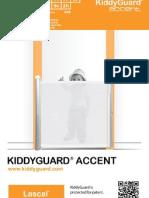 Lascal KiddyGuard Accent Manual 2012 (Portuguese))